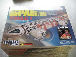 MPC Space 1999 Eagle 1 transporter