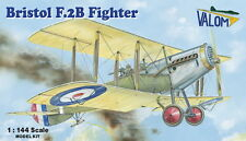 Valom 1/144 Model Kit 14415 Bristol F2B Fighter (2 kits included)