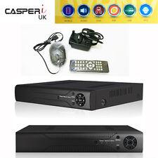 8CH 1080P CCTV DVR Hybrid Digital Video Recorder TVI CVI AHD VGA HDMI MobileView