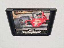 Super Monaco GP (Sega Genesis) Game Cartridge Vr Nice!
