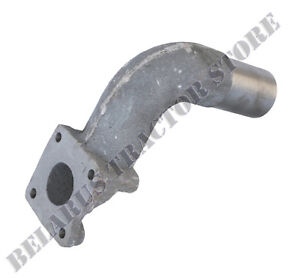 Belarus tractor Exhaust pipe connection 600/611/615/650/652/YMZ6