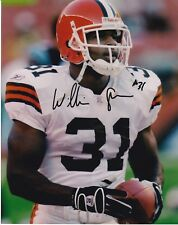 NFL Football William Green Browns autographed signed 8x10 photo