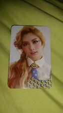 Orange caramel Lipstick Nana OFFICIAL Photocard card Kpop K-pop + freebies