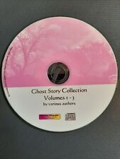 Ghost Horror Short Story AUDIOBOOK Collection vol 1 - 3 / 30stories 12hrs MP3 CD