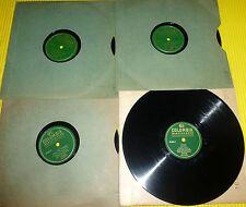 "Morton Gould 4X10"" 78 rpm Lot ""String TIme"" no book"