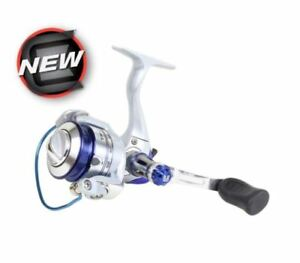 Clam Dave Genz True Blue Spinning Ice Fishing Reel - Clam Pack