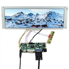 VGA DVI HDMI LCD Controller Board 14.9in LTA149B780F 1280X390 LCD Screen