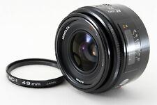 Minolta AF 28mm F/2.8 Prime Lens For Sony A Excellent+ Japan Tested F/S #3970