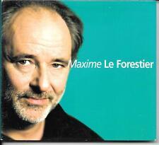 CD DIGIPACK COMPIL 16 TITRES--MAXIME LE FORESTIER--LES TALENTS DU SIECLE
