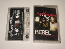 SATYRICON - Rebel Extravaganza - MC Cassette official polish tape 1999/3362