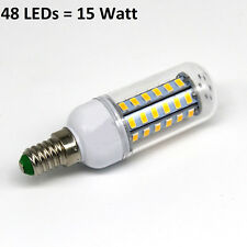 E14 E27 LED Leuchtmittel Lampe Filament Stiftsockel Birne Kerze Ersatz warmweiß