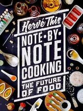 NOTE-BY-NOTE COOKING (9780231164863) - HERVE THIS (HARDCOVER) NEW