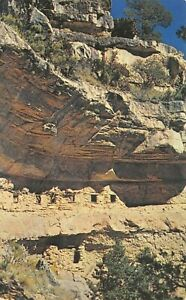 Cliff Dwellings Grand Canyon AZ Point Sublime - Union Pacific RR image POSTCARD