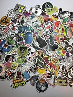 100 Skateboard Stickers bomb Vinyl Laptop Luggage Decals Dope Sticker Lot super