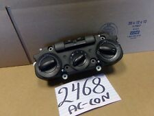 2008 Volkswagen Passat AC and Heater Control Used Stock #2468-AC