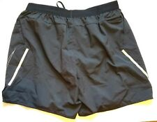 "Nike 5"" Distance Lined Running Shorts  Sports Athletic Apparel Clothing Men's De"