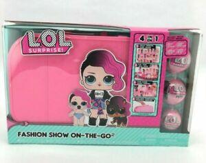 L.O.L Surprise! Fashion Show on the Go