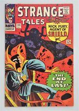 Strange Tales #146 Doc Strange Infinity app Nick Fury A.I.M. app 1966 VG/F
