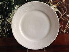 ROYAL COPENHAGEN blanc halbspitze/blanc Half dentelle - Noble assiette ø 22cm