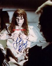 LINDA BLAIR EXCORCIST 8X10 AUTHENTIC IN PERSON SIGNED AUTOGRAPH REPRINT PHOTO