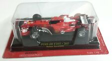 FERRARI F2005 2005 R. BARRICHELLO F1 FORMULE 1 N°2 rouge au 1/43 sous blister