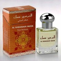 Musk by Al Haramain 15 ml - Concentrated Perfume Oil free from alcohol