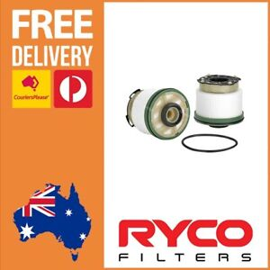 Ryco Fuel Filter to Suit Ford Ranger PX & Mazda BT-50 Turbo Diesel R2724P
