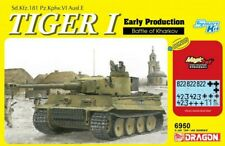 Dragon 6950 1:35 Tiger I Early Production Battle of Kharkov