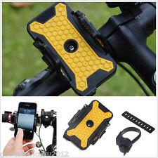 Portable Motorcycles ATV Handlebar Cellphone GPS Mount Cradle Holder Universal