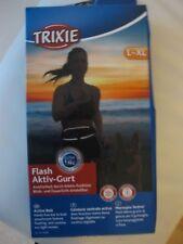TRIXIE 12762 Flash Cinghia attivo, L-XL: 77-122 cm Cinghia per Jogging con cane nuovo OVP