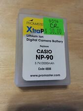 Promaster Casio NP-90 Lithium Ion Battery