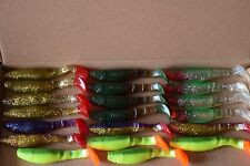 20 Gummifische  Relax Kopyto Classic 11,5cm 0,88€/St. NEU !!!! Set  A1 (16-20)