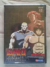 Baki the Grappler - Vol. 12: Last Blood (DVD, 2007)