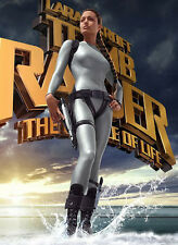 Lara Croft Tomb Raider Wet Suit 1/4 Unpainted Statue Figure Model Resin Kit