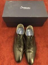 Sweeney London Mens Leather Shoes Size Uk 8