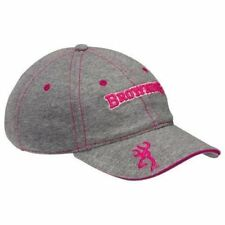 Browning 308195691 Heather Cap Gray/Pink