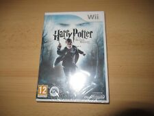 Harry Potter and The Deathly Hallows - Part 1 Wii new sealed pal version