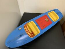 Ideal Spring Driven Speed Boat