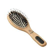 Kent PF02 smoothing raddrizzamento Nylon & A PENNELLO DA BARBA MINI Porcupine Brush-Borsetta