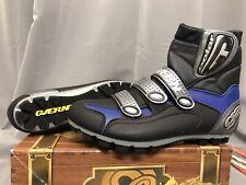 NEW GAERNE Polar MTB winter cycle shoes Scarpe  EU43 in black/blue NOS rare
