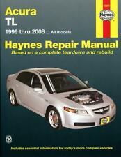 Haynes Workshop Manual Acura TL 1999-2008 New Service Repair All Petrol Models