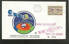 OTS PROJECT NO 15000 NON SATELLITE NOT IN ORBIT SEP  13,1977 CAPE CANAVERAL