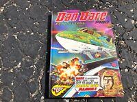 1980 DAN DARE -  hard cover book ( NOS )