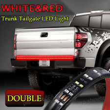 "60"" 180LED Double Row Trunk Car Tailgate Light Reverse Stop Flexible Lamp Strip"