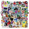 100PCS Game Stickers Sets for Computer Laptop Phone Luggage Skateboard Graffiti