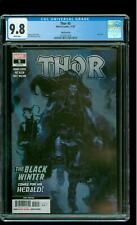 Thor 5 CGC 9.8 NM/MINT 3rd print Black Winter Galactus Donny Cates story Marvel