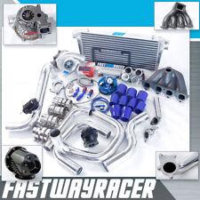 EF EG EK DA DC2 B16 B18 B16A B16B T3/T4 T3/60-1 T3 Turbo Kit Top Mount Manifold