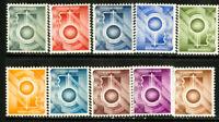 Switzerland Stamps Essays XF OG NH 10 Values