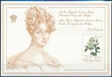 [16512] Belgium flowers good very fine MNH sheet X5