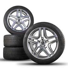 AMG 21 pouces Mercedes Benz GL63 GLS 63 X166 A1664011400 pneus d'hiver roues